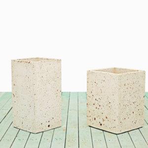 Vasi in cemento - Vaso Quadrato