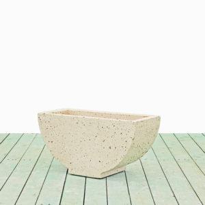 Boat Vase