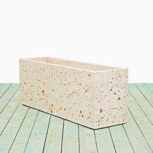 Vasi in cemento - Vaso Rettangolare
