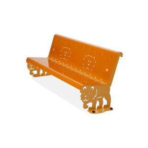 Panchine in ferro - Art. 1139 - Panchina Kimba