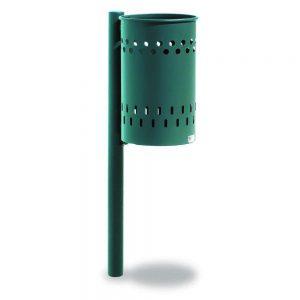 Cestini e cestoni in ferro - Art. 206 - Cestino Castro