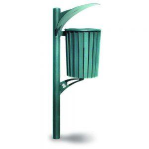 Cestini e cestoni in ferro - Art. 204S - Cestino Omero