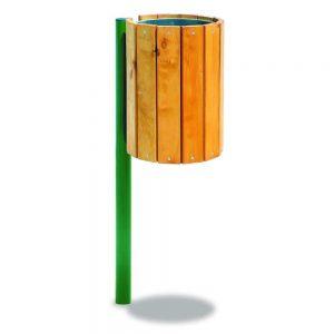 Cestini e cestoni in ferro - Art. 216 - Cestino Ostuni