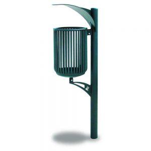 Cestini e cestoni in ferro - Art. 205 - Cestino Rudiae