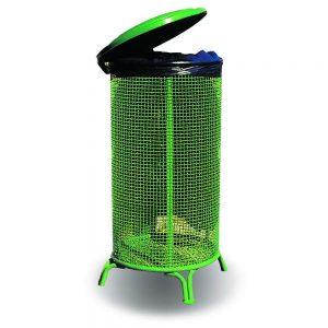 Cestini e cestoni in ferro - Art. 260 - Cestone Eco