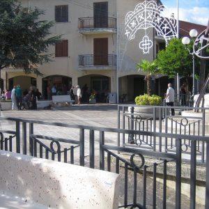 Arredo centro storico