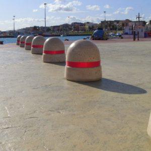 Troisio Cementi - arredo urbano in cemento, panchine in cemento