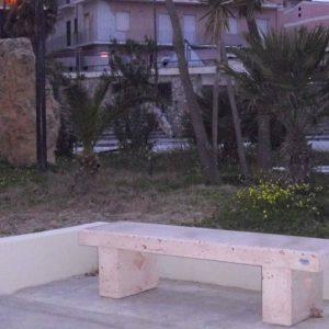 Arredo urbano porto