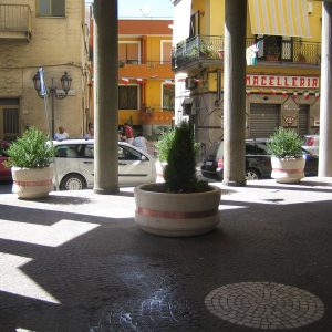 Arredo esterno municipio