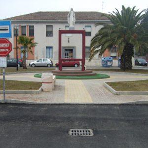 """Villa comunale"" furnishing"