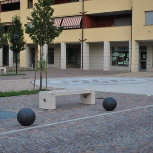 Troisio Cementi - arredo urbano in cemento, arredo giardino in cemento