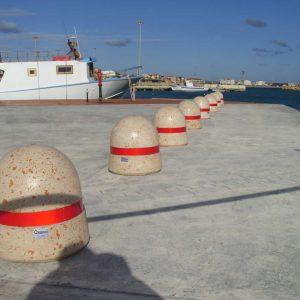 Dissuasori in cemento - Dissuasore Panettone
