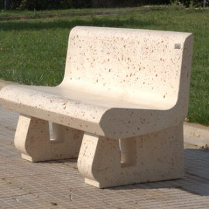 Panchine in cemento - Panchina P9