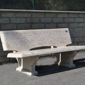 Panchine in cemento - Panchina P2