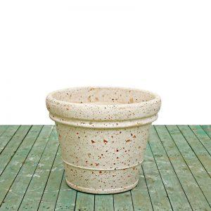 Cement vases - D'ambrosio vase