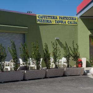 """Area di Servizio """"Parmente on the Road"""""""